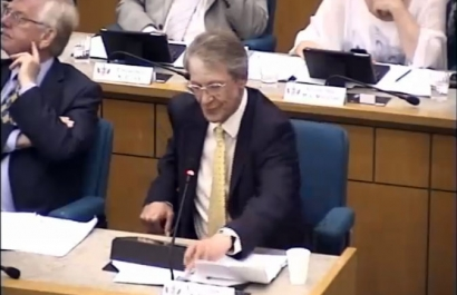 Lib Dem Cllr Andrew Davis will be Deputy Council Leader
