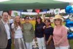 EWCWO at Oxshott Village Day