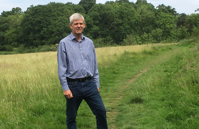 David Lewis - let's protect the green belt