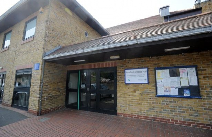 Hersham Village Hall